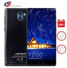 Leagoo Kiicaa Mélanger 4G LTE Mobile Téléphone Android 7.0 Nougat MT6750T Octa Core 3 + 32 Smartphone 5.5 Pouce 2 Retour Caméras d'empreintes digitales