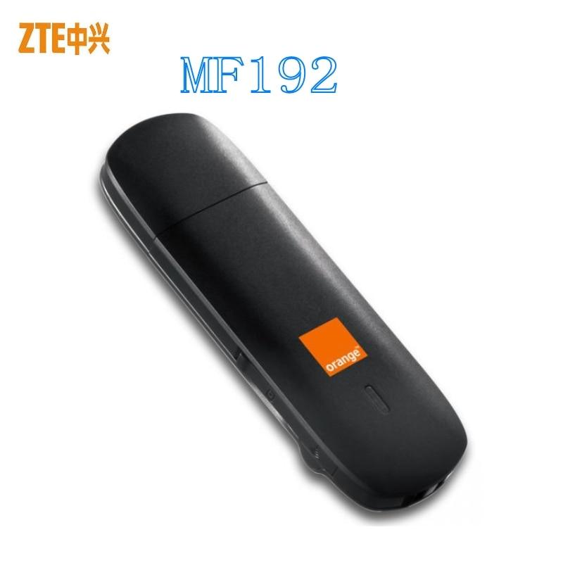 Unlock 7 2Mbps ZTE MF192 HSDPA USB Modem And ZTE 3G USB Modem PK MF190  E1750 E1752 - TARIFIKLAN COM