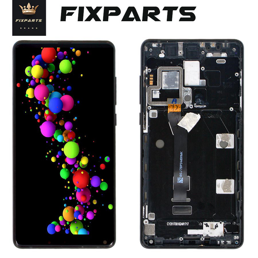 Original LCD Xiaomi Mi Mix LCD Display Touch Screen Digitizer Assembly With Frame 5.99
