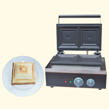 Machine de gaufre de fabricant de gaufre d'oeufs électrique de ménage automatique antiadhésif