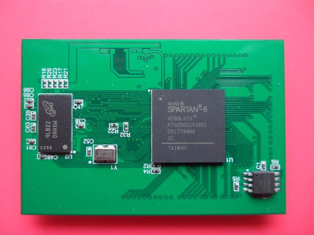 XC6SLX16 Core Board FPGA Development Board With DDR3 Spartan6 Support Two Development
