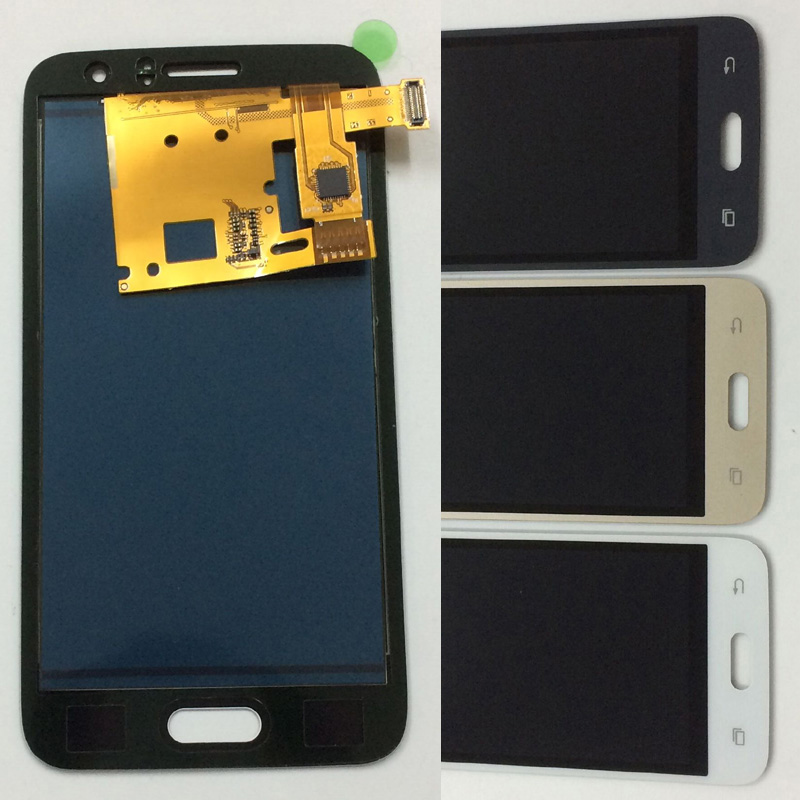 Adjustable Backlight For Samsung Galaxy j1 J120 2016 J120F J120M J120H J120W J120A J120FN Touch Screen + LCD Display Assembly