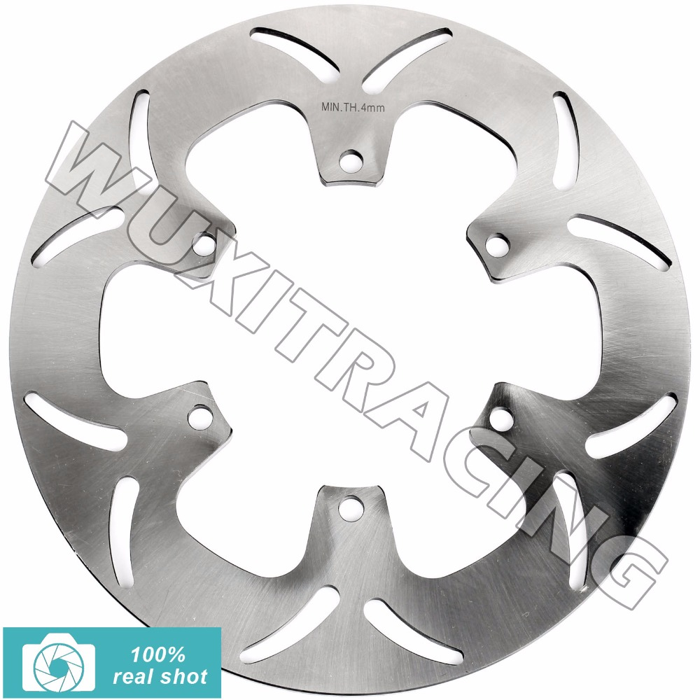 New Round Front Brake Disc Rotor for YAMAHA XVS 600 DRAG STAR Classic 1997 1998 1999 2000 2001 2002 2003 2004 2005 2006 2007 ahl motorcycle front brake pads disks for yamaha xvs 650 950 1300 drag star 1997 2007 vstar custom 1997 2015 classic