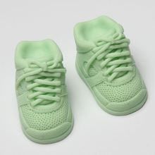 3D sports shoes shaped cake decoration tool silicone gel soap mold Candle making Handmade Baking Mould