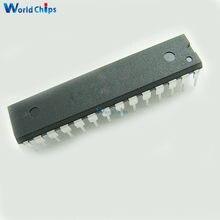 Microcontrôleurs ATMEGA328 DIP-28 pour Arduino UNO, 5 pièces