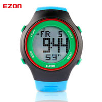 Boy And Girl Digital Watch Sports Alarm Stopwatch Watches 30M Waterproof Children S Wristwatches Student Hours