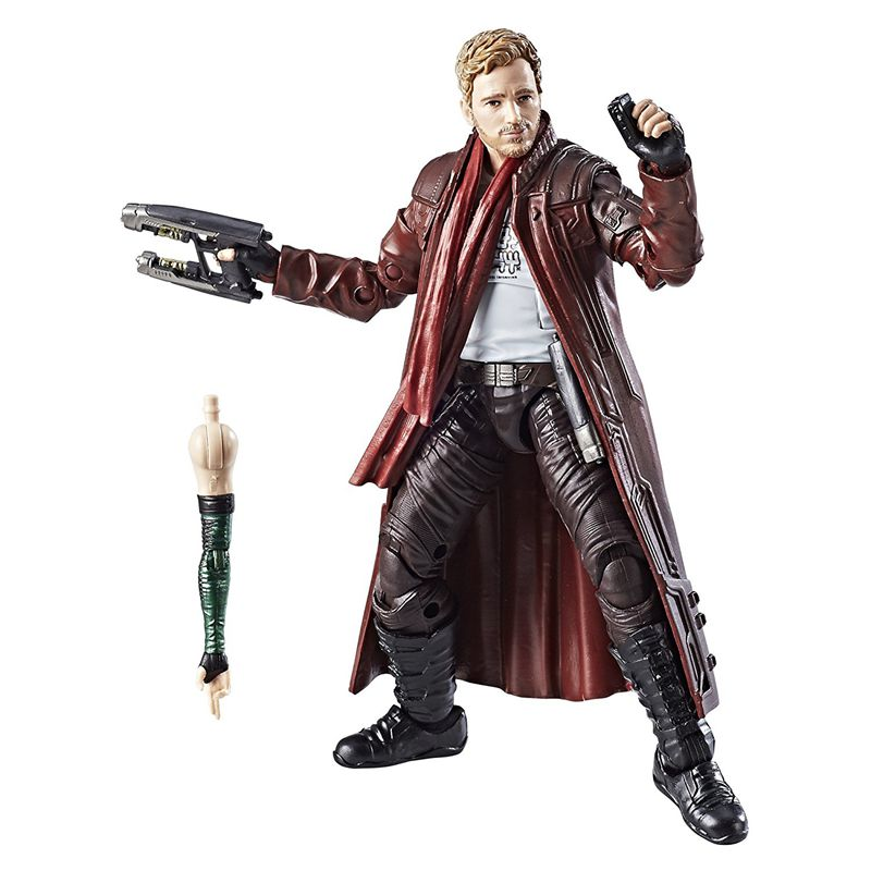 Original Garage Kit 6 Figurine Marvel Guardians of The Galaxy - Star-Lord Star Lord Toy Collectible Figure Doll Model Toy ...