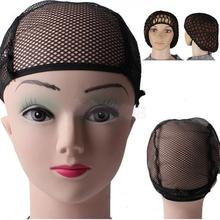 Buy hair crochet hook and get free shipping on aliexpress 2x stretchable fishnet wig cap hair net mesh weave elastic crochet pmusecretfo Images