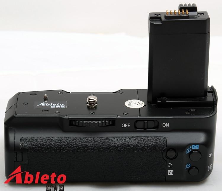 battery grip/pack/Power Grip for Canon EOS 450D 500D 1000D rebel XS XSi T1i BG-E5 camera