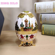 XING KILO Creative European toothpick box hand pressure automatic portable holder high-end home living room decoration