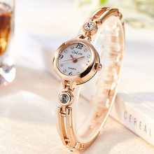 JW Brand Women Watch Fashion Bracelet Rose Silver Dress Crystal Luxury Quartz Wristwatch Ladies Vintage Clock Watches Gift