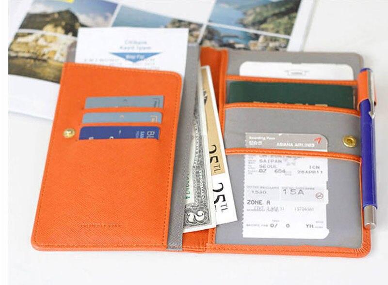 Newcheapest путешествие Обложка для паспорта наличные кожаный бумажник кошелек ID карты Организатор Чехол Лидер продаж, оптовая продажа