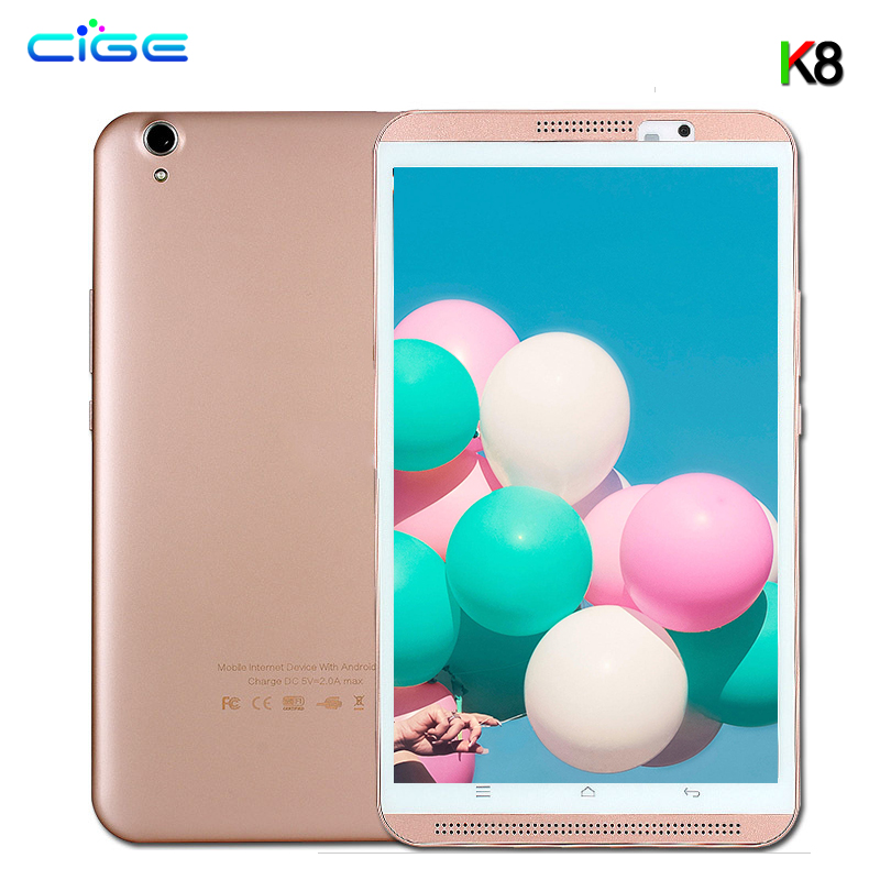 Date 8 pouces tablette PC 3G WCDMA 4G LTE MT8752 Octa Core 4 GB RAM 64 GB ROM double SIM Android 8.0 GPS 1280*800 IPS tablettes 10