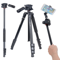 Tripod For Phone DSLR Digital Camera Stand Gorillapod Tripode Flexible Tripod TRIPODE Mobile Mini Tripod For