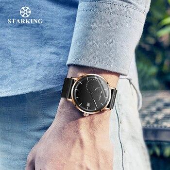 Relógio STARKING Business Premium Malha de Aço 2