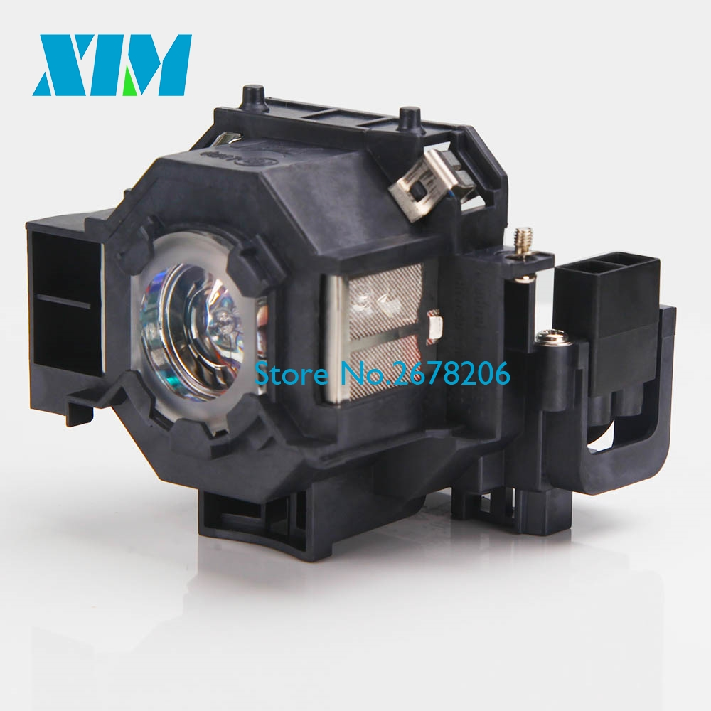 High Quality V13H010L41 NEW Projector Lamp For EPSON EMP-S5 EMP-S52 EMP-T5 EMP-X5 EMP-X52 EMP-S6 EMP-X6 EMP-822 EX90 ELPL41