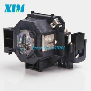 Image 1 - High Quality V13H010L41 NEW Projector Lamp For EPSON EMP S5 EMP S52 EMP T5 EMP X5 EMP X52 EMP S6 EMP X6 EMP 822 EX90 ELPL41