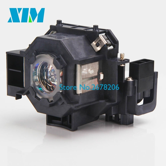 High Quality V13H010L41 NEW Projector Lamp For EPSON EMP S5 EMP S52 EMP T5 EMP X5 EMP X52 EMP S6 EMP X6 EMP 822 EX90 ELPL41
