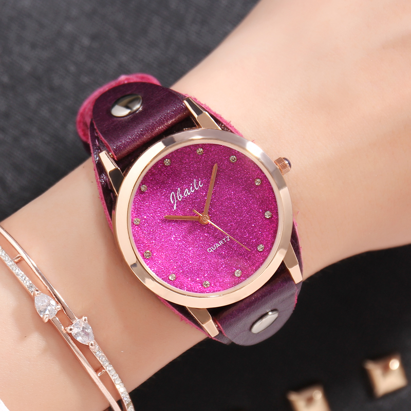JBAILI Luxury Quartz Women Watches Brand Fashion Sport Ladies Watch Clock Relogio Feminino for Girl Female Wristwatches Hodinky mjartoria ladies watches clock women quartz watch simple sport bracelet watch student girl female hand wrist watches for women