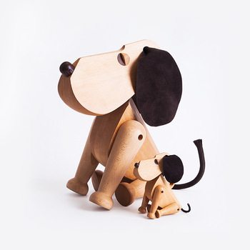 Nordic Style Wooden Animal Figurines Departments Home Accessories Kids Decor Kids Room Rooms