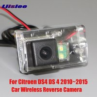 Liislee Wireless Car Rear View Camera For Citroen DS4 DS 4 2010~2015 / Parking Back Up Camera / HD Night Vision / Plug & Play