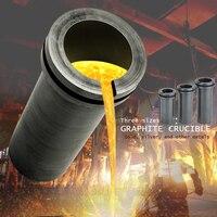 1/2/3 кг высокой чистоты плавления графит высокой температуры сопротивление тигельные плавления чашки плесень для цвета: золотистый, серебри...