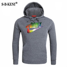 2019 New Casual Fashion Hip Hop Street wear Sweatshirts Skateboard Men/Woman Pullover Hoodies Male Hoodie S-3XL(China)