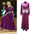 Novas Mulheres Muçulmanas Abaya Vestido Mulher roupas Moda vestuário islâmico Jilbab Peru e Abayas Turco Robe Musulmane Vestidos de Renda