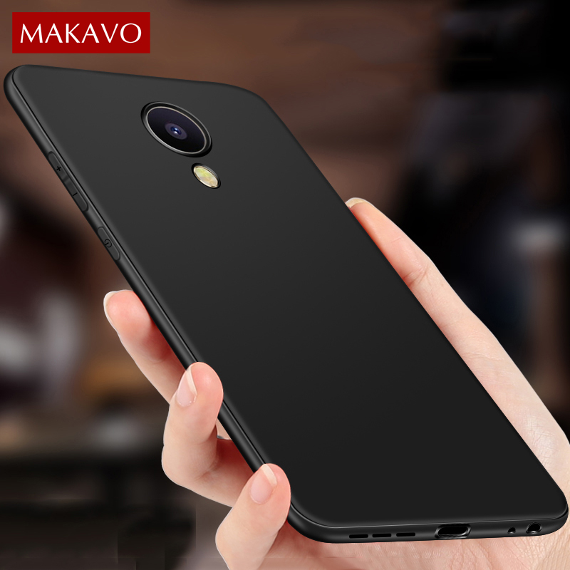 Cover For Meizu M5 Case Soft Matte Phone Cases For Meizu MX6 Pro 5 6 6s M1 Metal M5 Mini U10 U20 M5S Note Pro 7 Plus M6 Note