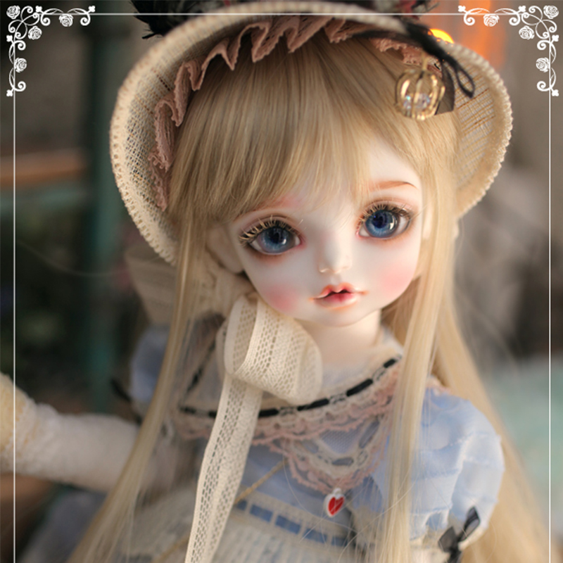 Rosenlied RL shasha bjd sd doll 1/4 body model boys or girls bjd oueneifs High Quality resin toys free eye beads shop