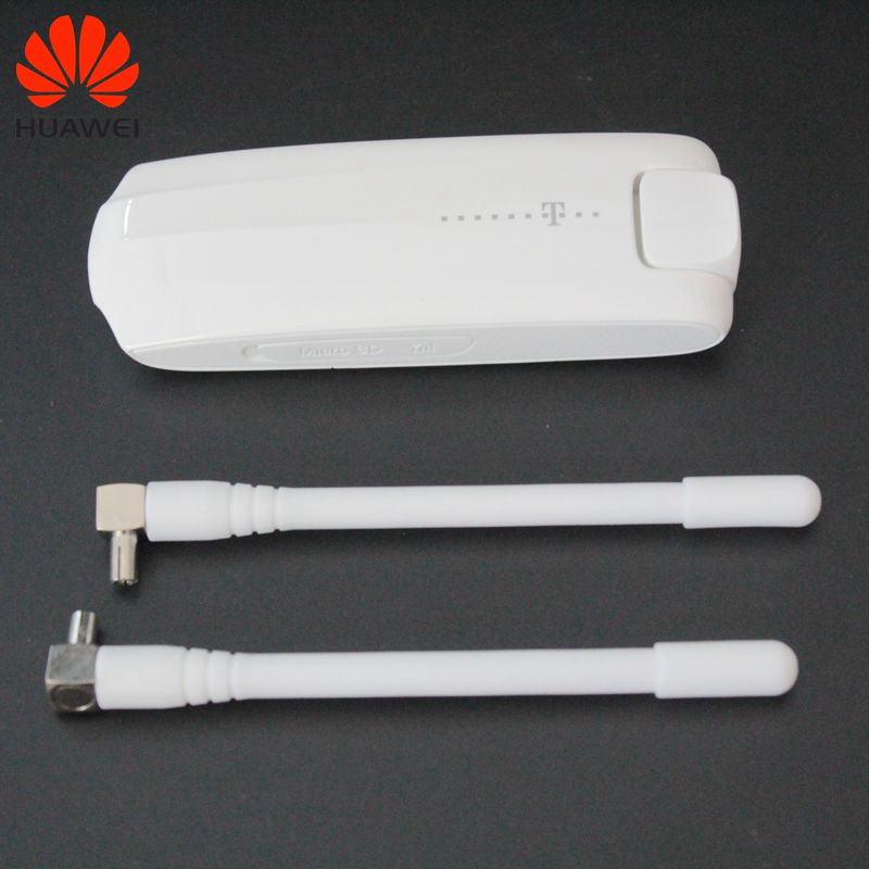 Unlocked New Huawei E398 E398u-15 with Antenna 4G LTE USB Modem 4G USB Stick Datacard &4G USB Dongle Mobile Broadband PK E3372 цены