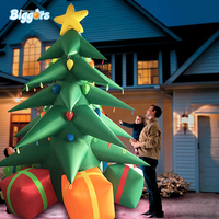 New Design Inflatable Christmas Tree for Advertising
