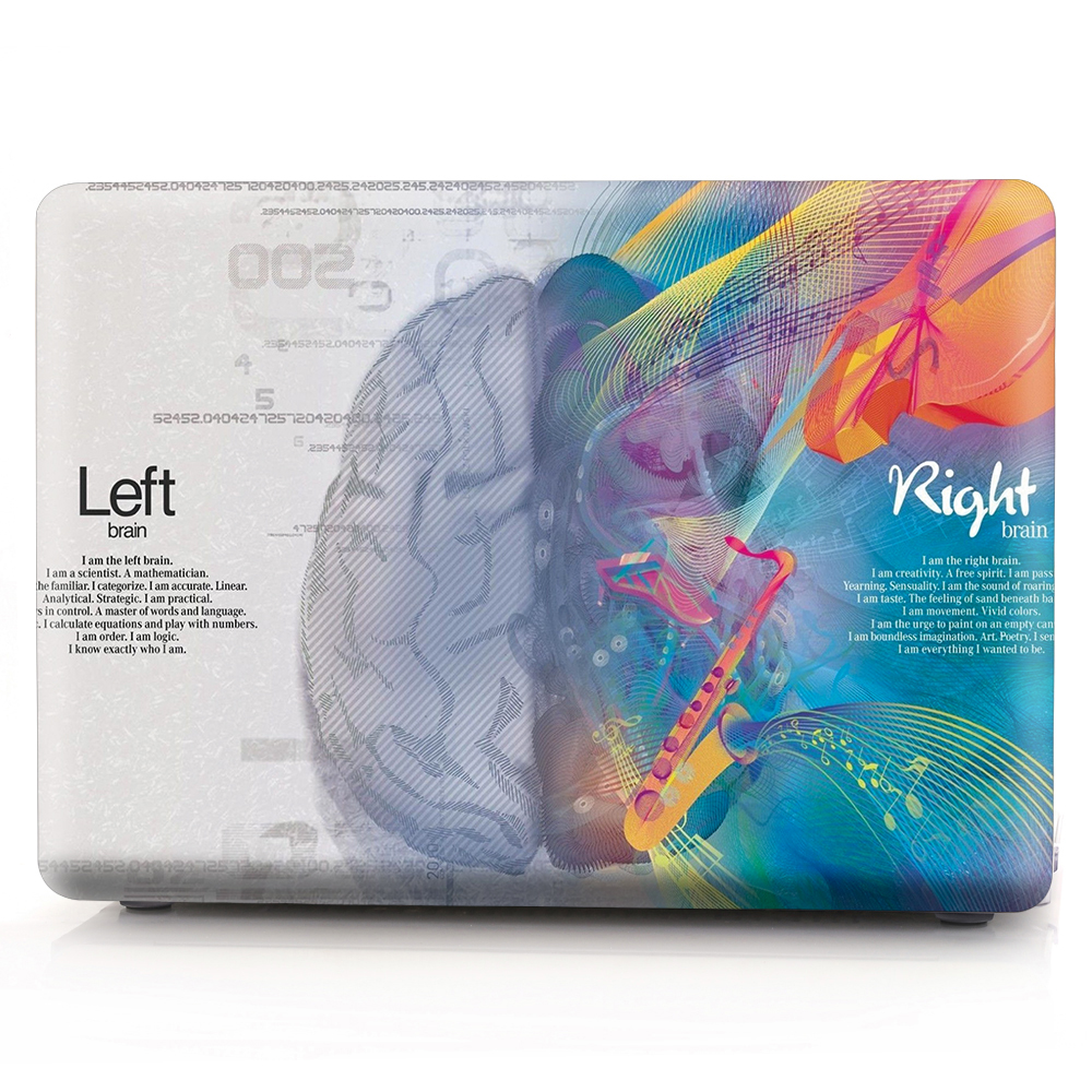 Brain Painting Case for MacBook 159