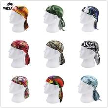 WOSAWE Motorcycle Helmet Inner Cap Balaclava Mask Quick Dry Summer Anti-UV Motorbike Headscarf Motocross Cagoule Visage