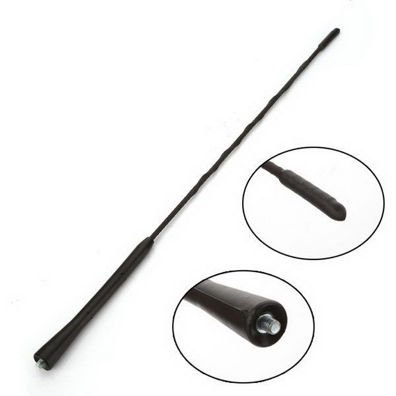 OEM 16 Stubby Whip Roof Fuba Mast Antenna For BMW Z4 Mazda Toyota VW Jetta Auto Replacement Parts AM FM Aerials