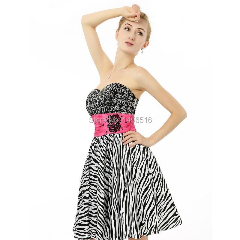 Modelos de vestidos de fiesta hasta la rodilla