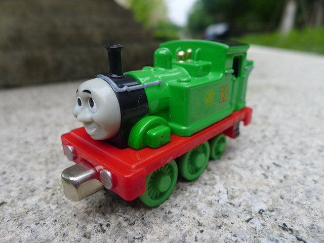 Learning Curve Thomas & Friends Metal Diecast Train Oliver Toy New Loose