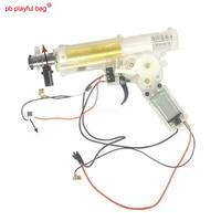 Novelty Outdoor cs tactical essential m938 5 jinmingSCAR V2 wave box gel ball gun blaster Electric water bullet gun NA41