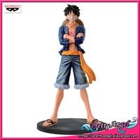 PrettyAngel - Genuine Banpresto One Piece Jeans Freak vol.1 Money.D.Luffy PVC Figure