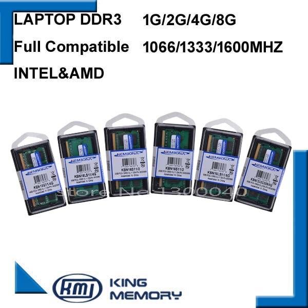 KEMBONA Sodimm Laptop Ram Memory With SO-DIMM Memory Socket 1