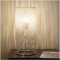 Free Shipping D20cm H45cm Romantic European Luxury Crystal Table Lamp Modern Art Desk Lamp For Bedroom Abajur Table lamp Light
