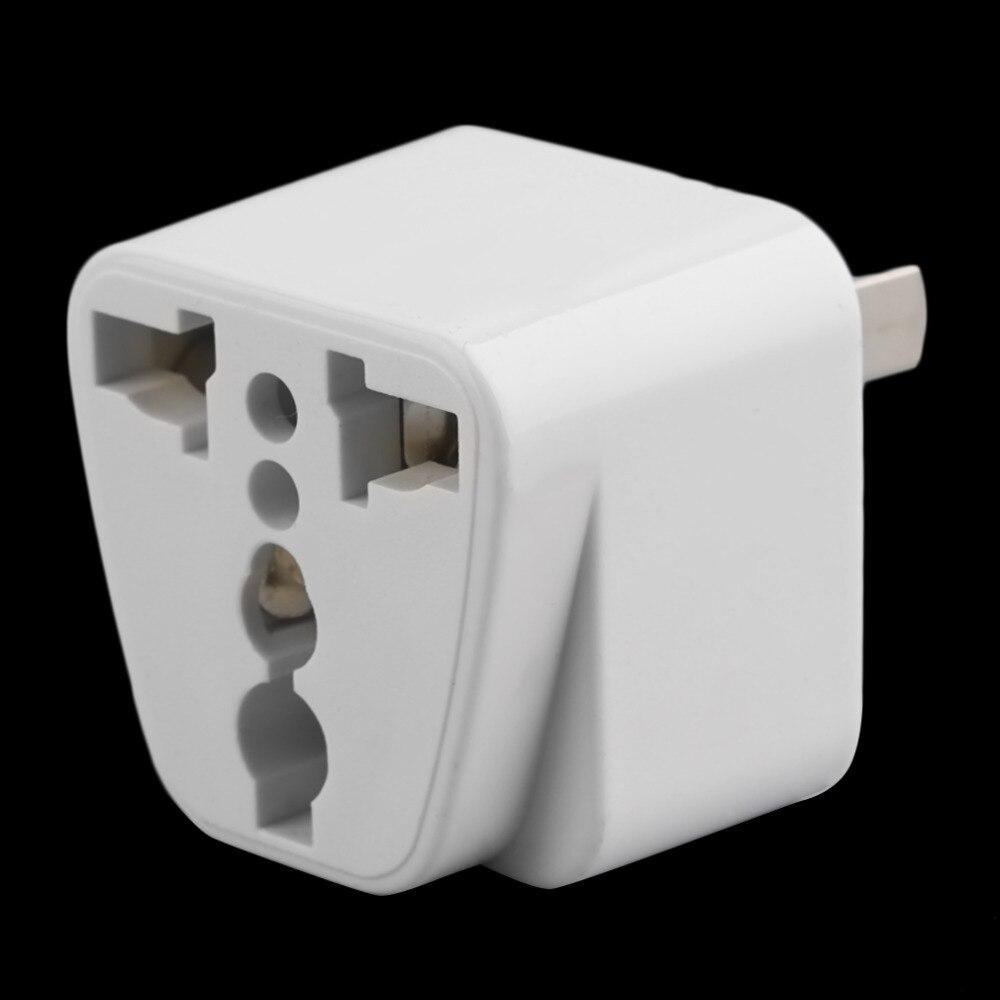 2 pin AC American USA Power Plug Adapter Travel Converter Australia UK USA EU HOT NEW