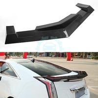Carbon Fiber Trunk Spoiler Rear Wing Lip Kits For Cadillac CTS Coupe 2011 2016