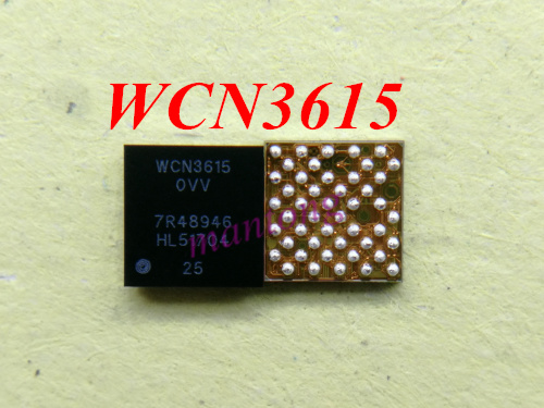 1 pz 5 pz WIFI ic modulo WCN3615 OVV chip ic1 pz 5 pz WIFI ic modulo WCN3615 OVV chip ic