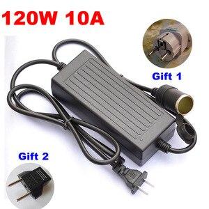 Image 3 - 60W 72W 120W 150W 180W 250W Car Cigarette Lighter AC/ DC Power Converter Adapter Inverter DC Power Supply Transformer