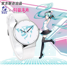 Hatsune Miku Anime Watches Waterproof Action Figure Manga Role Kagamine RIN&LEN Cosplay Vocaloid