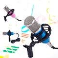 Микрофон BM800 Конденсатор Проводной Микрофон для Компьютерной Сети петь/Запись/Чат/Видео Конференции/Игры микрофон condensador