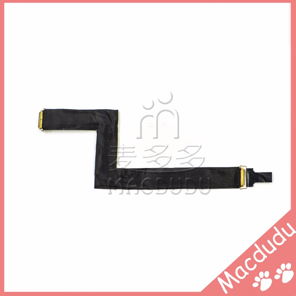 NEW LCD LVDS Cable Display Cable For 21.5 iMac A1311 2011 P/N.: 593-1350   593-1350B new for imac 27 a1419 lcd lvds cable display led flex cable late 2012 2013 923 0308 displaypart md095ll a md096ll a