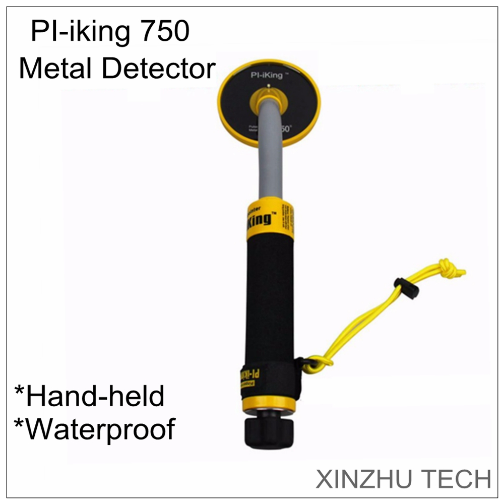 TIANXUN PI Iking 750 30m fully waterproof MD pulse induction pinpointer Iking 750 underwater Metal Detector vibrator search