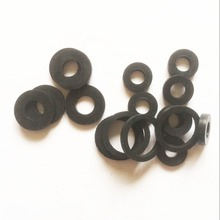 50 PCS Nitrile rubber flat gaskets NBR oil proof o ring grommet faucet plumbing nozzle sealing washers